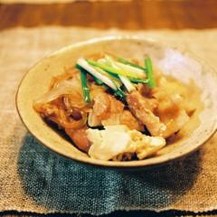 豚ばら肉豆腐