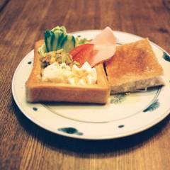 モーニングトースト