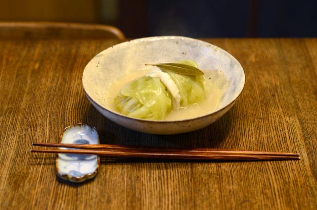 ロールキャベツ(洋風)