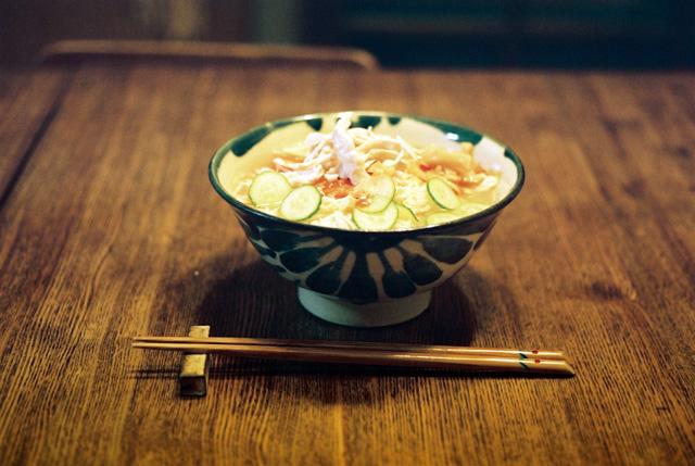 酸辣湯麺(サンラータンめん)