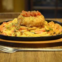 スパゲッティ・ナポリタン