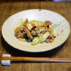 回鍋肉 (ホイコーロー)